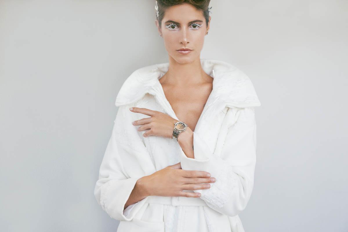 Adeline Ziliox X Maurice Lacroix