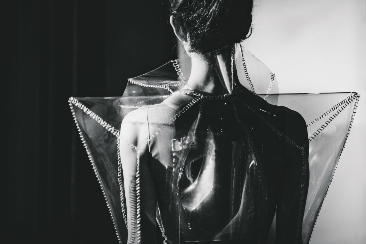 "Défilé couture ""Under the Shell"" Paris Fashion Week janvier 2019 / Photo : Ben Hincker"