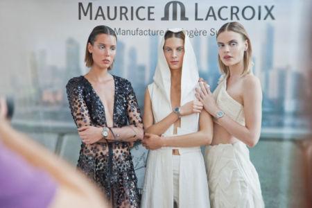Adeline Ziliox X Maurice Lacroix X Maison de l'alsace