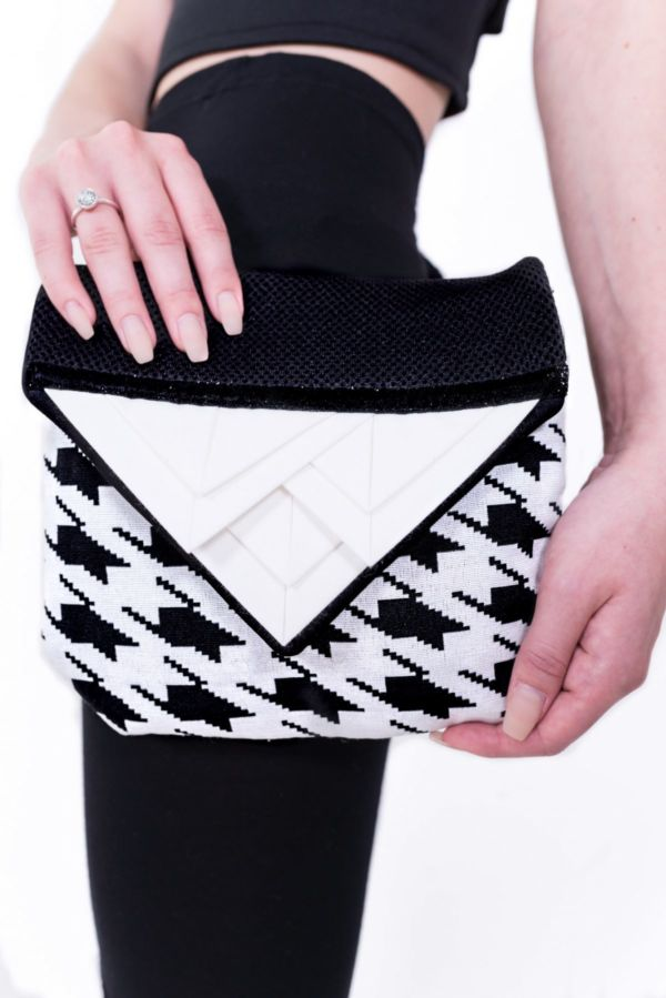Pochette origami Made in France Adeline Ziliox