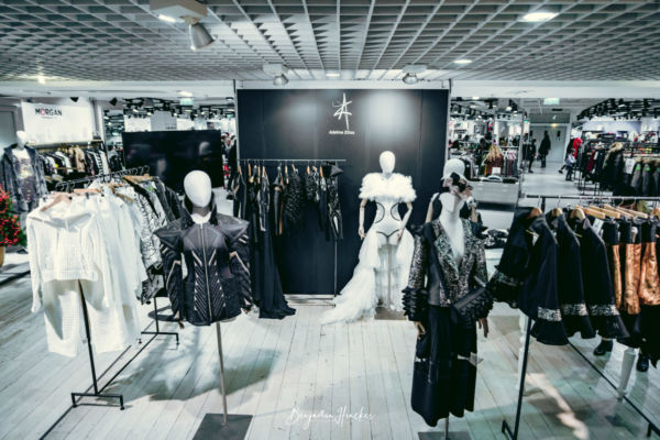 POP UP STORE Adeline Ziliox X Galeries Lafayettes