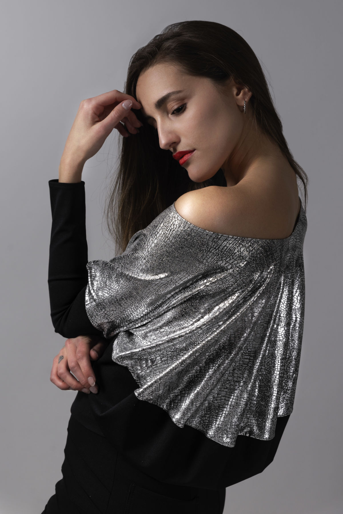 Adeline Ziliox French Fashion Designer High End Couture Creations