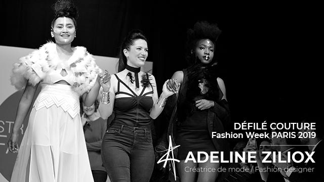 Adeline Ziliox Paris Fashion Week