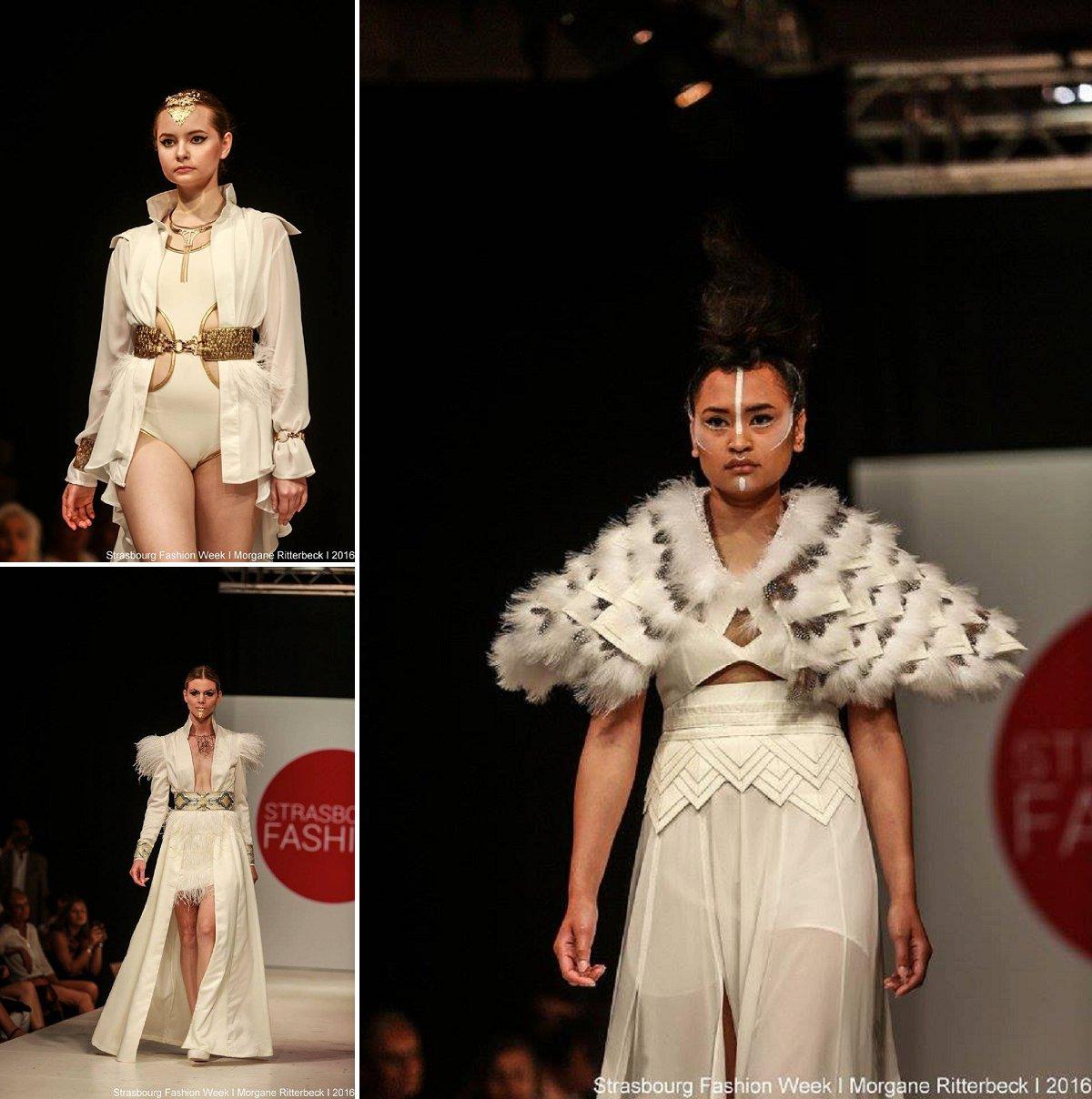 Défilé couture Fashion Week Strasbourg