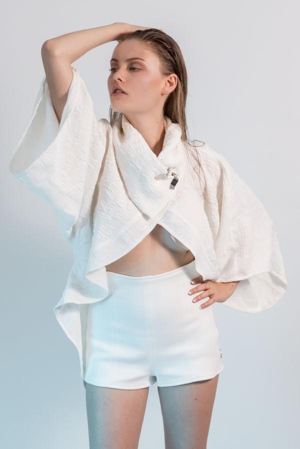 Blouse Kimono Obi-One by Adeline Ziliox