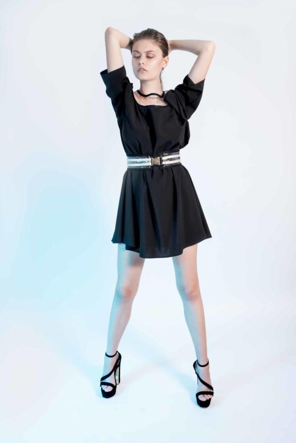 Dress Cascade by Adeline Ziliox