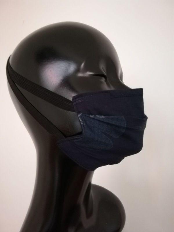 Masque visage tissu japonais AFNOR créateur