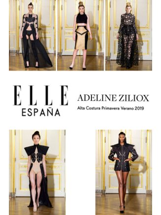 Press review Adeline Ziliox PFW 2019